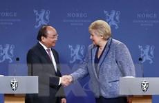 Quan hệ Việt Nam-Na Uy không ngừng được củng cố và mở rộng