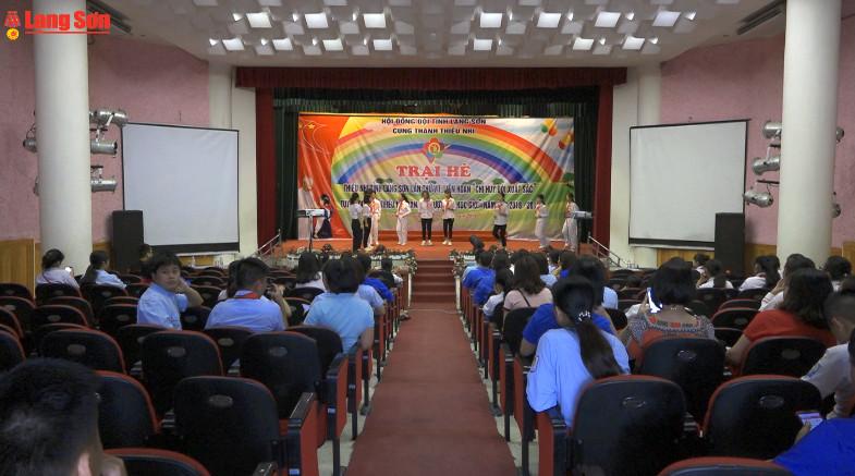 Trại hè thiếu nhi tỉnh Lạng Sơn lần thứ VII