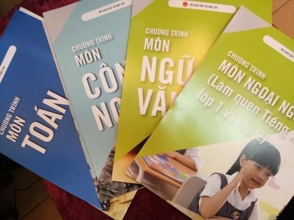 Gấp rút chuẩn bị điều kiện dạy học chương trình giáo dục phổ thông mới