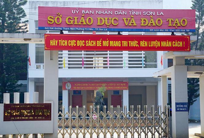 Dư luận bức xúc, Sơn La sẽ thay Trưởng Ban chỉ đạo thi THPT Quốc gia