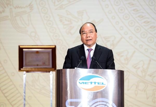 Kỷ niệm 30 năm thành lập, Viettel tuyên bố mục tiêu kiến tạo xã hội số