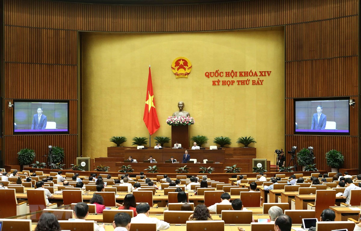 Tuần làm việc thứ ba của Kỳ họp thứ 7, Quốc hội khóa XIV