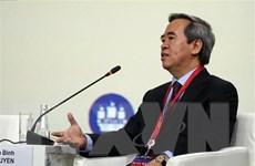 Diễn đàn SPIEF: Phát biểu của ông Nguyễn Văn Bình được đánh giá cao