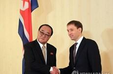 Triều Tiên và Nga nâng mối quan hệ kinh tế, thương mại lên tầm cao mới