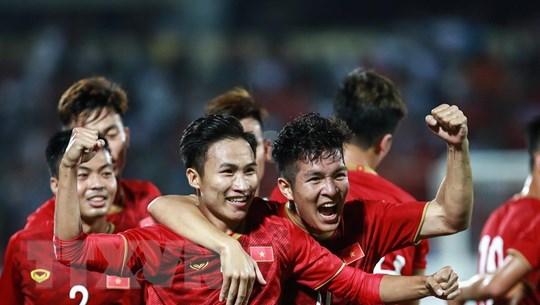 U23 Việt Nam giành chiến thắng thuyết phục trước U23 Myanmar