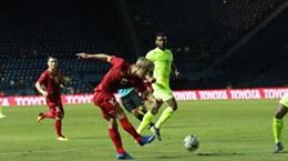 Báo nước ngoài nuối tiếc cho tuyển Việt Nam tại chung kết King's Cup