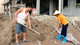 Xây dựng nông thôn mới ở Bình La: Quyết tâm vượt khó