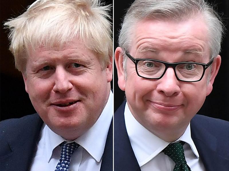 """Cuộc đua vào ghế Thủ tướng Anh - Cuộc đua """"Brexit và cocaine"""""""