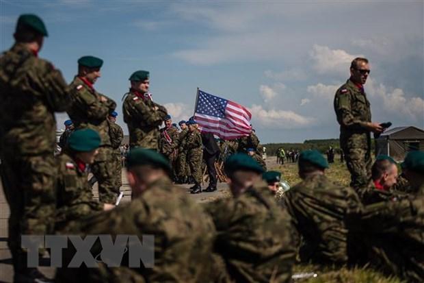 Kết thúc đàm phán về tăng cường binh sỹ Mỹ tại Ba Lan