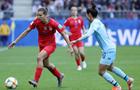 ĐT nữ Thái Lan nhận trận thua đậm nhất lịch sử World Cup