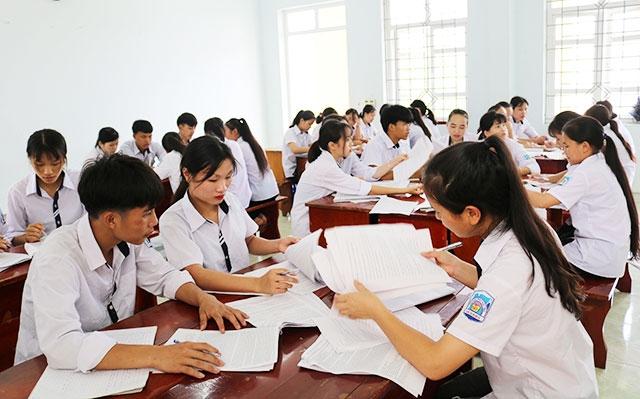 Bảo đảm kỳ thi THPT quốc gia nghiêm túc, an toàn