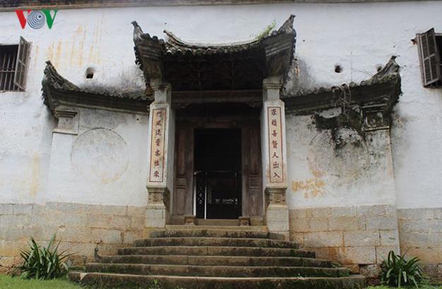 Bộ Văn hóa lên tiếng về việc đóng cửa dinh vua Mèo ở Hà Giang