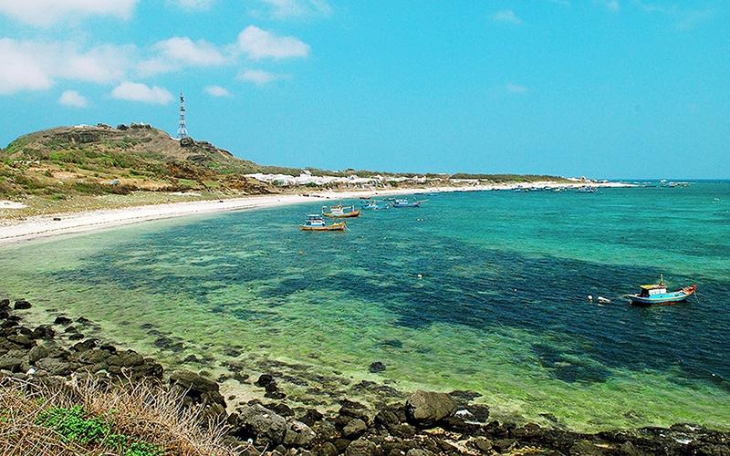 Bình Thuận phát triển du lịch trên đảo Phú Quý