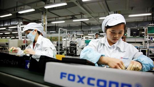 Foxconn phủ nhận kế hoạch rút dây chuyền sản xuất khỏi Trung Quốc