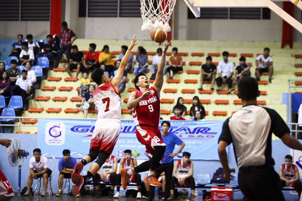 Giải bóng rổ U17, U19 quốc gia tại tỉnh Bình Thuận