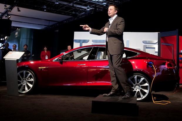 Goldman Sachs giảm mức dự báo về giá cổ phiếu của Tesla