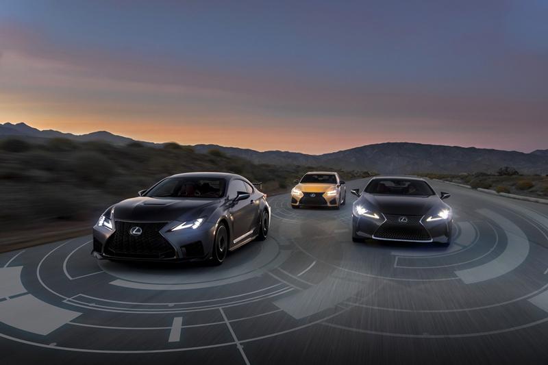 Tìm hiểu bốn công nghệ an toàn sẽ có mặt trên xe Lexus vào năm 2020