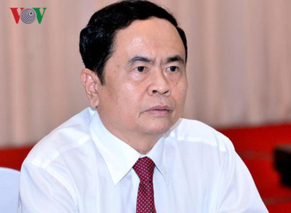 Ông Trần Thanh Mẫn: Trưởng Ban Dân vận đồng thời là Chủ tịch MTTQ