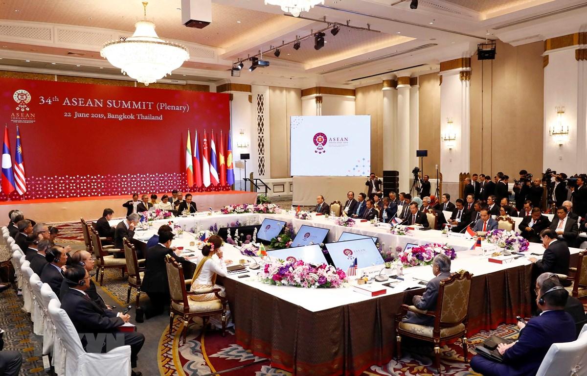 Việt Nam cam kết sẽ kế thừa và phát huy các thành tựu của ASEAN