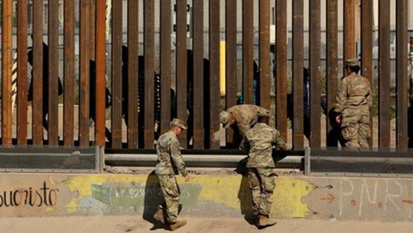 Lo ngại Mỹ đánh thuế, Mexico điều lực lượng quân sự tới biên giới