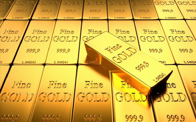 Giá vàng SJC giảm mạnh về sát mốc 39 triệu đồng/lượng