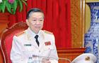 Bộ trưởng Tô Lâm tiếp Phó Thư ký Hội đồng An ninh Liên bang Nga