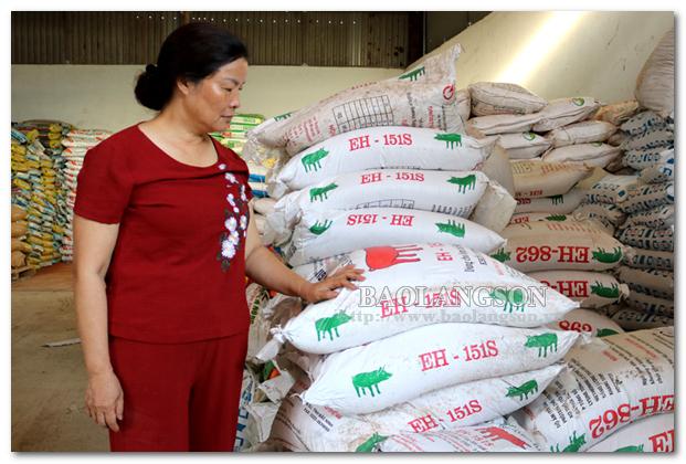 Kinh doanh thức ăn chăn nuôi gặp nhiều khó khăn
