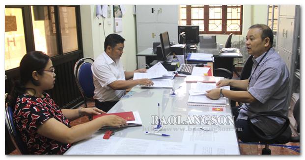 Chi cục Thuế thành phố Lạng Sơn học theo lời Bác