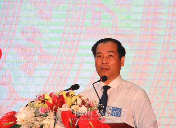 Đại hội Đại biểu các dân tộc thiểu số huyện Cao Lộc