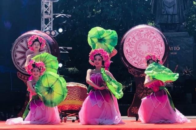 Khai mạc Lễ hội văn hóa du lịch quốc tế năm 2019