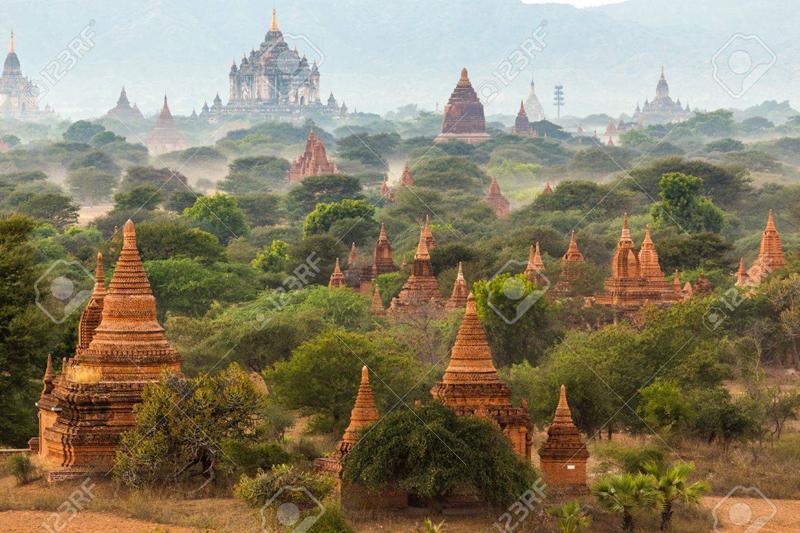 Cố đô Bagan của Myanmar được Unesco công nhận là Di sản thế giới