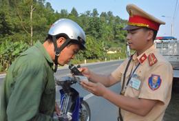 Tăng kiểm soát, góp phần giảm tai nạn giao thông
