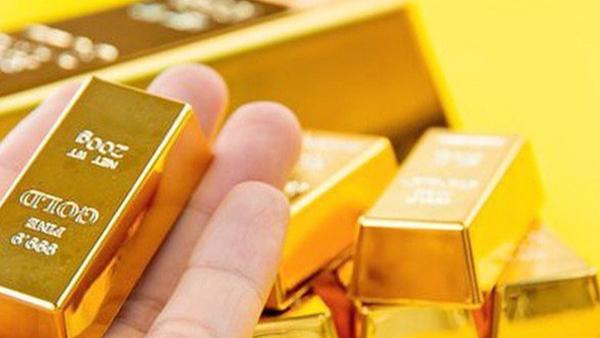 Giá vàng trong nước sáng nay tuột mốc 39 triệu đồng/lượng