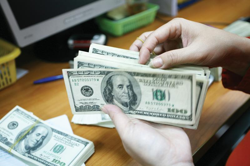 Tỷ giá ngoại tệ ngày 10/7: NHNN tăng nhẹ tỷ giá trung tâm