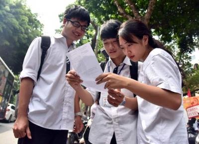 Công bố điểm thi, phổ điểm các môn Kỳ thi THPT quốc gia 2019