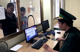 Trạm Kiểm soát Biên phòng Nà Nưa xứng danh Bộ đội Cụ Hồ