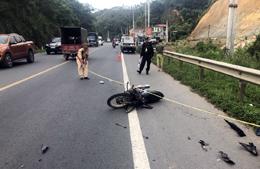 Cảnh báo việc gây tai nạn giao thông nghiêm trọng rồi bỏ trốn