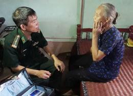 Bộ đội Biên phòng tỉnh: Tham gia chăm sóc sức khỏe nhân dân khu vực biên giới
