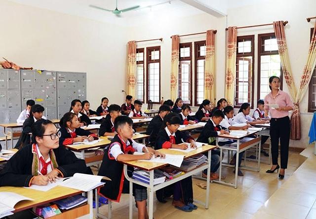 Tăng cường cơ chế, chính sách hỗ trợ giáo dục vùng dân tộc thiểu số, miền núi
