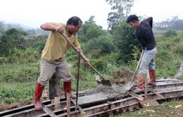 Xây dựng nông thôn mới: Chuyển biến ở Lộc Bình