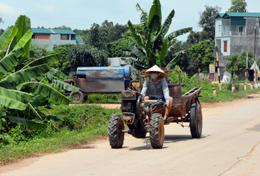 Hữu Lũng: Mất an toàn giao thông từ việc sử dụng xe tự chế
