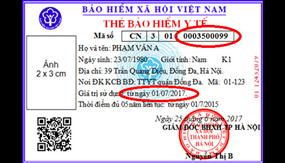 Ý nghĩa thông tin trong mã số thẻ Bảo hiểm y tế