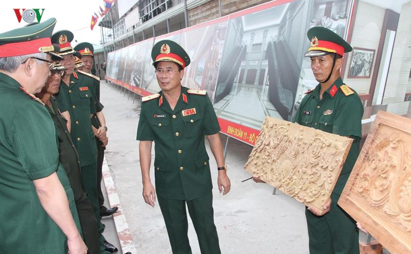 Tăng cường hợp tác quốc phòng Việt Nam – Lào