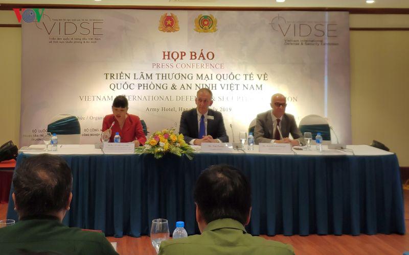 Triển lãm quốc tế hàng đầu về quốc phòng sắp diễn ra tại Việt Nam