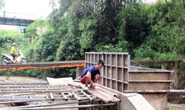 Xây dựng nông thôn mới ở Yên Trạch: Nâng chất tiêu chí