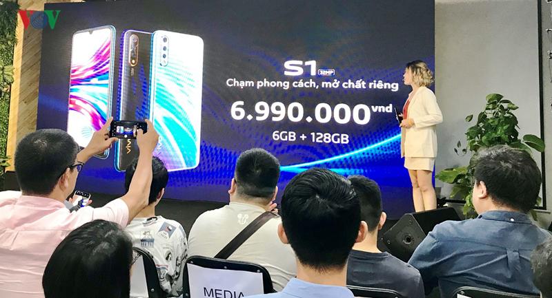 Vivo S1 với hệ thống 4 camera, giá chưa đến 7 triệu đồng