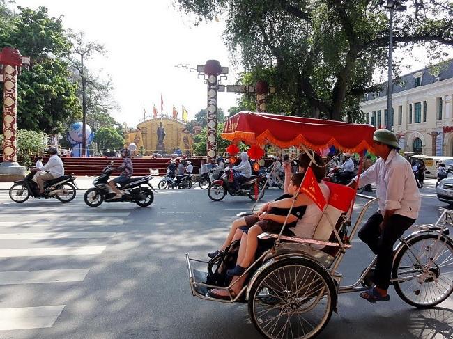 Xích lô - Nét đẹp văn hóa du lịch thu hút du khách