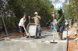 Phát triển giao thông nông thôn: Nhiều giải pháp để hoàn thành kế hoạch