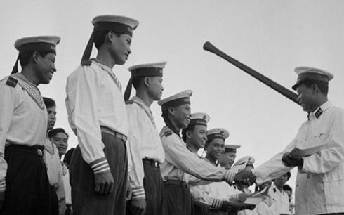 Bài học sâu sắc từ chiến thắng trận đầu của Hải quân 55 năm trước