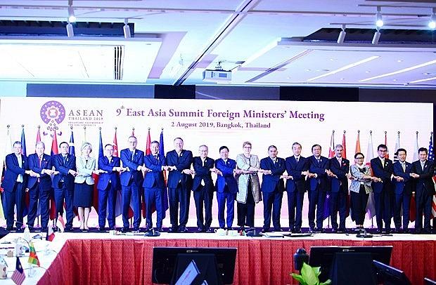 EAS: Trao đổi thẳng thắn, xây dựng về vấn đề Biển Đông